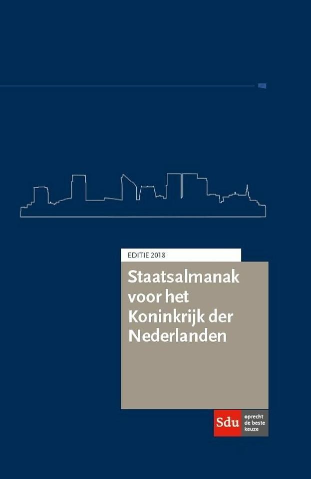 Staatsalmanak voor het Koninkrijk der Nederlanden - Editie 2018