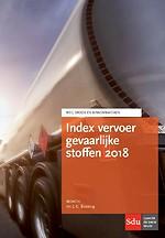 Index vervoer gevaarlijke stoffen 2018