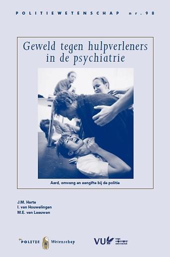 Geweld tegen hulpverleners in de psychiatrie