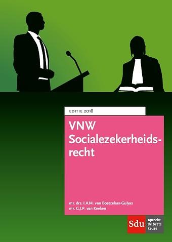 VNW Socialezekerheidsrecht 2018