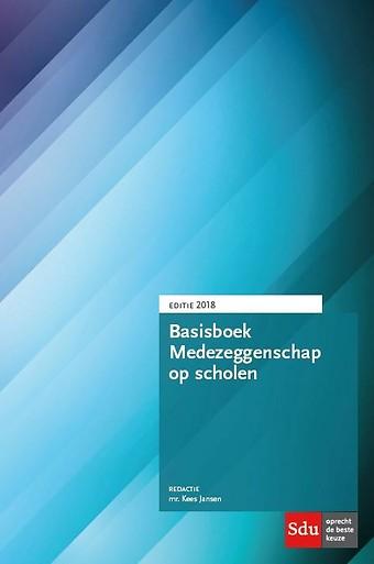 Basisboek Medezeggenschap op scholen - Editie 2018