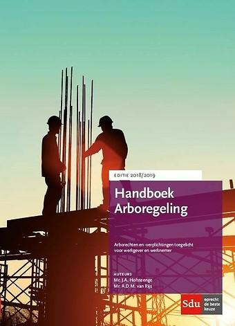 Handboek Arboregeling - Editie 2018/2019