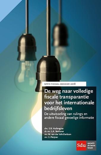 De weg naar volledige fiscale transparantie voor het internationale bedrijfsleven