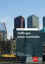 Heffingen lokale overheden - Editie 2018