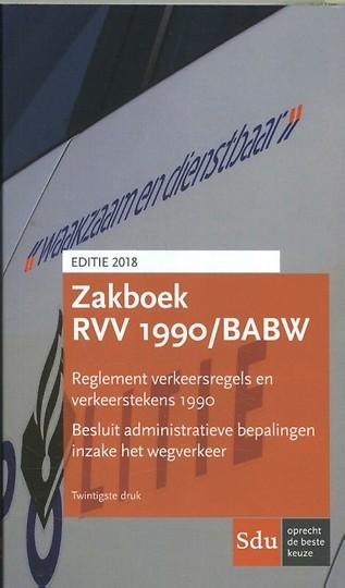 Zakboek RVV 1990/BABW - Editie 2018
