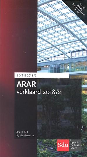 ARAR verklaard 2018/2