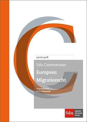 Sdu Commentaar Europees Migratierecht - Editie 2018