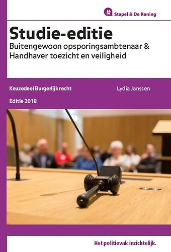 Studie-editie BOA & HTV - Keuzedeel Burgerlijk Recht - Editie 2018