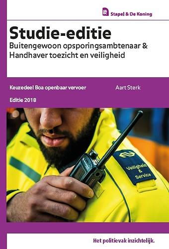 Studie-editie BOA & HTV - Keuzedeel Boa openbaar vervoer - Editie 2018