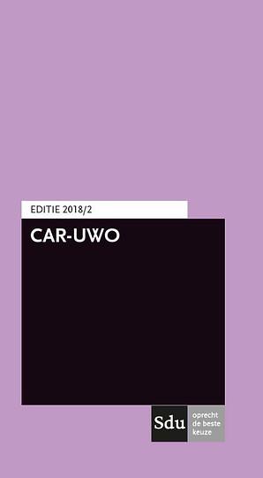 CAR-UWO 2018/2