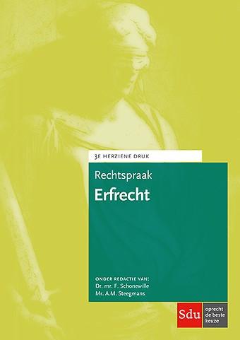 Rechtspraak Erfrecht. Editie 2018
