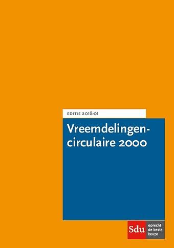 Vreemdelingencirculaire 2000 - Editie 2018-01