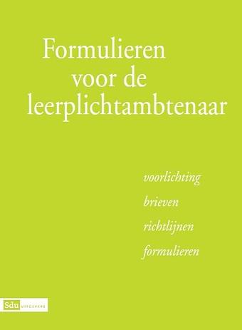Formulieren voor de leerplichtambtenaar