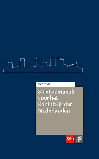 Staatsalmanak voor het Koninkrijk der Nederlanden - Editie 2019