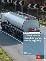 Jaarboek vervoer gevaarlijke stoffen over de weg 2019
