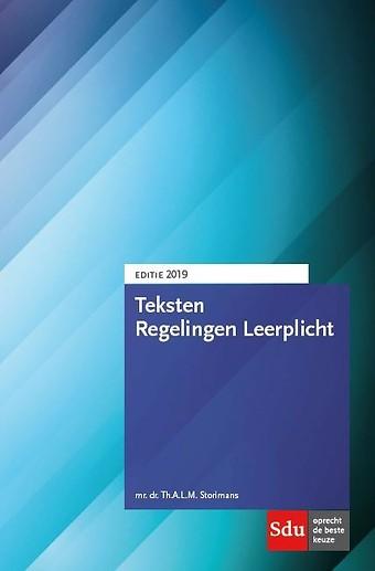 Teksten Regelingen Leerplicht - editie 2019