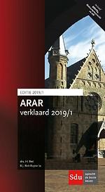 ARAR verklaard 2019/1
