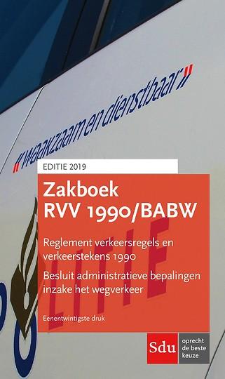 Zakboek RVV 1990/BABW - Editie 2019
