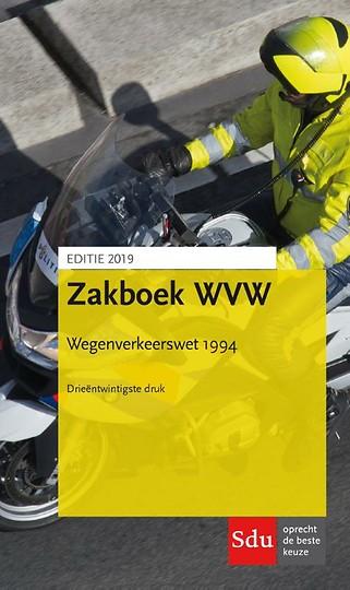Zakboek WVW - Wegenverkeerswet 1994 - Editie 2019