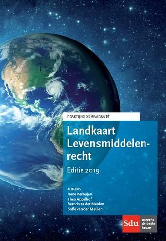 Landkaart Levensmiddelenrecht - Editie 2019