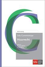 Sdu Commentaar Huurrecht - Editie 2019