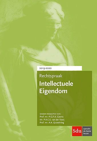 Rechtspraak Intellectuele Eigendom 2019-2020