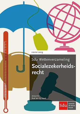 Sdu Wettenverzameling Socialezekerheidsrecht 2019