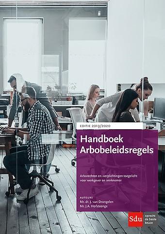 Handboek Arbobeleidsregels - Editie 2019/2020