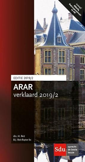 ARAR verklaard 2019/2