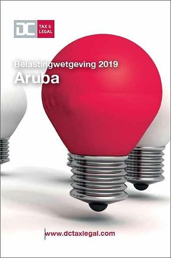 Belastingwetgeving 2019 Aruba