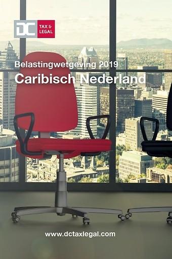Belastingwetgeving 2019 Caribisch Nederland