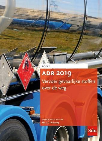 ADR 2019 Vervoer gevaarlijke stoffen over de weg