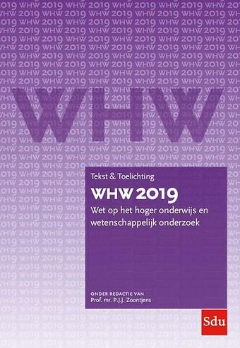 WHW 2019 Tekst en toelichting