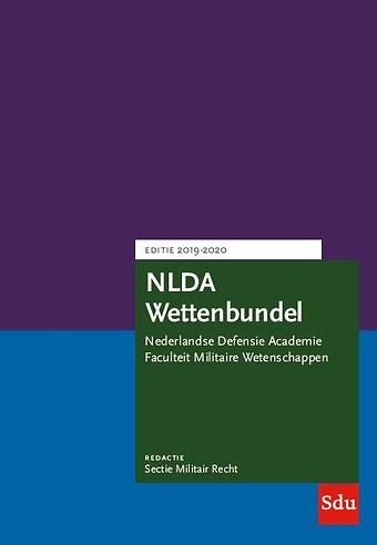 NLDA Wettenbundel Militair Recht 2019-2020