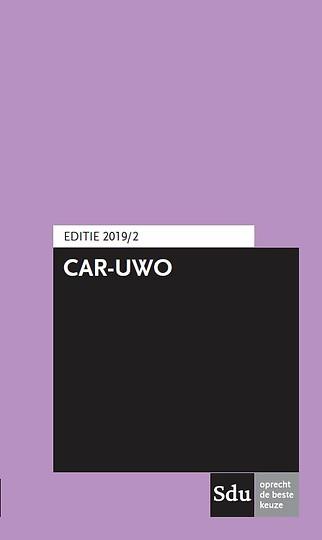 CAR-UWO 2019/2