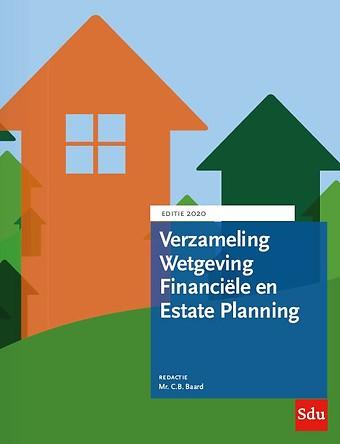 Verzameling Wetgeving Financiële en Estate Planning 2020