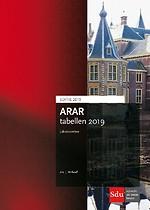ARAR tabellen 2019 juli - december