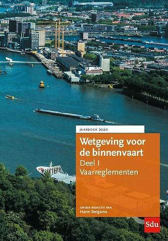 Wetgeving voor de Binnenvaart Deel I - Jaarboek 2020