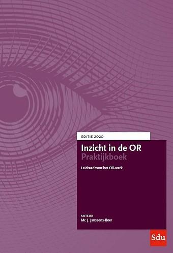Inzicht in de OR Praktijkboek 2020