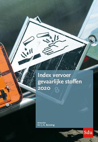 Index vervoer gevaarlijke stoffen 2020