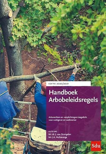 Handboek Arbobeleidsregels - Editie 2020/2021
