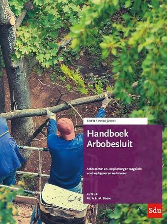 Handboek Arbobesluit - Editie 2020/2021