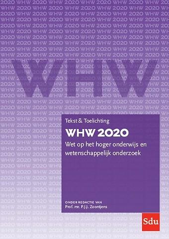 WHW 2020 Tekst en toelichting