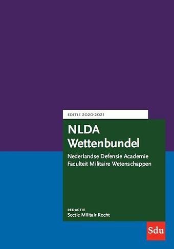 NLDA Wettenbundel Militair Recht 2020-2021