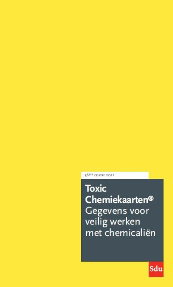 Toxic Chemiekaarten 36e editie 2021