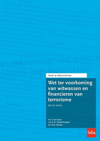 Wet ter voorkoming van witwassen en financieren van terrorisme - Editie 2020