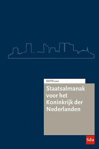 Staatsalmanak voor het Koninkrijk der Nederlanden. Editie 2021