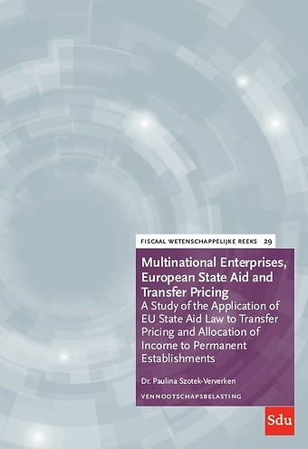 Multinational Enterprises, European State Aid and Transfer Pricing