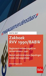 Zakboek RVV 1990/BABW - Editie 2021