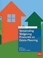 Verzameling Wetgeving Financiële en Estate Planning 2021